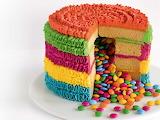 ^ Pinata cake