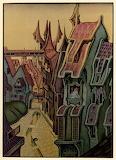"Art tumblr enchantedbook ""Tales of Hoffman"" ""Mario Laboccetta"""