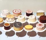 Sharon Core Cake