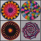 Mandala collage 01