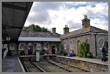 St Erth Railway Station, Cornwall, Kernow
