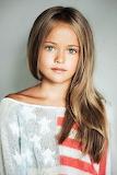 Beautiful Young Lady Model Kristina Pimenova