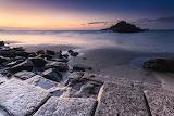 Mounts Bay, Kernow by David Wogan