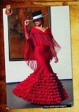 Flamenca-Dress-Natalia-Rojo-model.-2018-2019