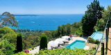 sea view luxury villa in cannes