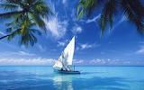 Sailing the Blue Sea...