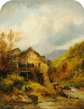 Autumn by William Henry Mander