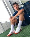 Soccer guy in Nike