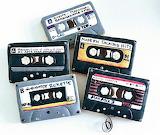 Cassette tape cookies @ Doctor Cookies