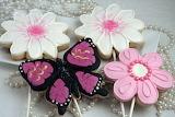 Butterfly-flowers