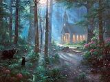 Summer Chapel by Mark Keathley