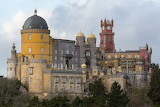 Castles - The Pena National Palace - Portugal