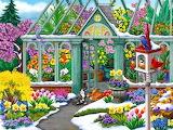 Spring Garden Greenhouse