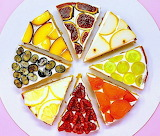 Rotate the fruity slices @ Super Colors