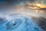 Geyser in Iceland-Neil A White Photography