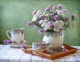 Tea-set-flowers