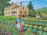 Vegetable Patch - John Sloane