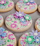 Cookies For Spring