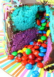 Cake surprise @ Mom Loves Baking