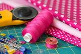 Картинка о шитье