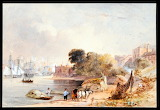 A View of Weymouth Henry Warren