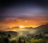Dusky Landscape