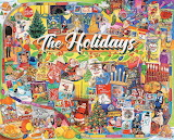 The Holidays by James Mellett