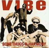 Bone Thugs-N-Harmony Vibe Magazine Cover Of 1996