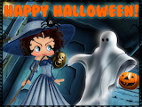 Halloween Betty Boop