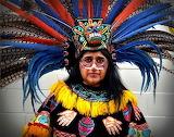 Beautiful Aztec Woman/Mexica/
