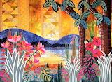 Rachel Derstine quilt