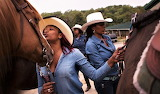 #Cowgirls of Color the First All-Black Female Rodeo