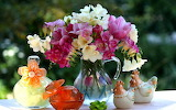 Tulips-freesia-flowers-bouquet-