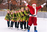 #Santa and His Elves Skate
