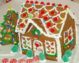 Gingerbread house @ Family in Feast and Feria