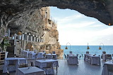 PUGLIA dining-area-in-Grotta-Palazzese