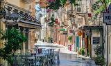 Nafplio Street, Greece from Getty