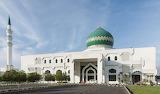 Malaisie,Tawau,Mosquée Al-Kauthar,la plus grande de Sabah