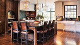 #Family Inspired Luxury Kitchen