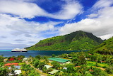 French Polynesia Tropics Mountains Coast Cruise 513479 1280x853