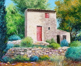 Cezanne's Cottage at Bibemus