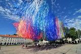 Rainbow in Łódź