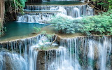 Tranquil Waterfalls