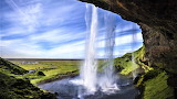Seljalandsfoss Waterfalls, Iceland