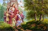 Let-the-children-come-to-me-jesus-god-love-nature-religion