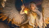 angel girl fantasy