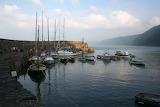 Clovelly Harbour England