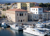 Great Arsenal Chania harbour
