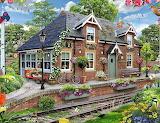 Railway Cottage - Howard Robinson