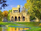 Mosburg Castle, Germany